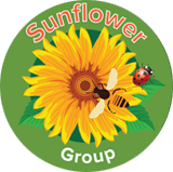 Sunflower Childcare Logo