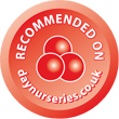 Recommended on Daynurseries.co.uk